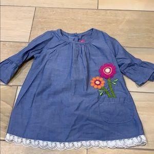 Goodlad Chambray Dress